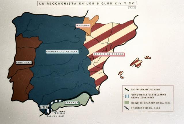Surgimiento de los Reinos Españoles