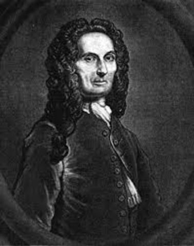 Abraham De Moivre año 1718