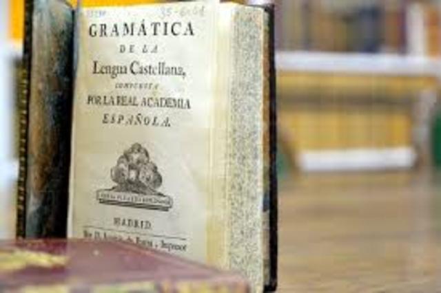 Gramática, Real Academia Española