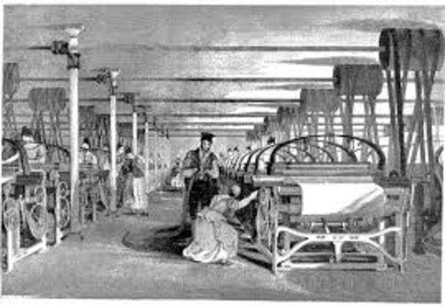 Textiles In The Inudstrial Revolution