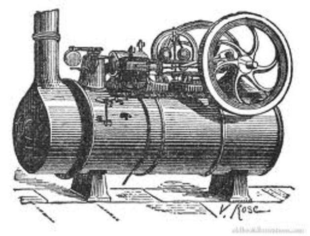 Steam Power In The Industrial Revolution