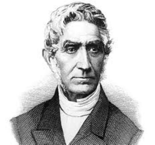 Jacques Quételet año 1835