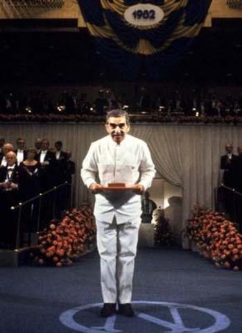 Gabriel García Premio Nobel