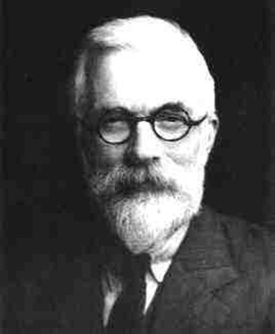 Ronald Arnold Fisher año 1922