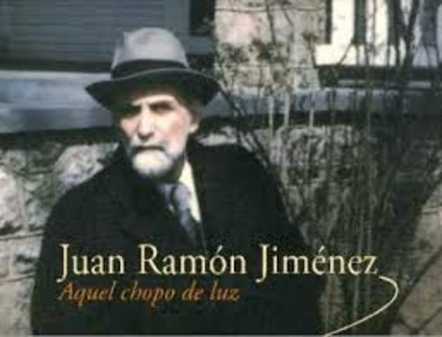 Juan Ramón Jiménez, Premio Nobel de Literatura
