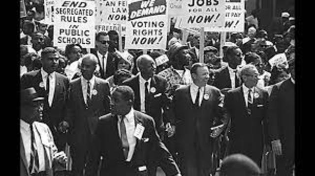 Marcha sobre Washington por el trabajo y la libertad