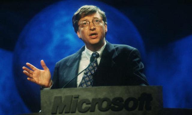 nascimento de Bill Gates ( criador da microsoft)