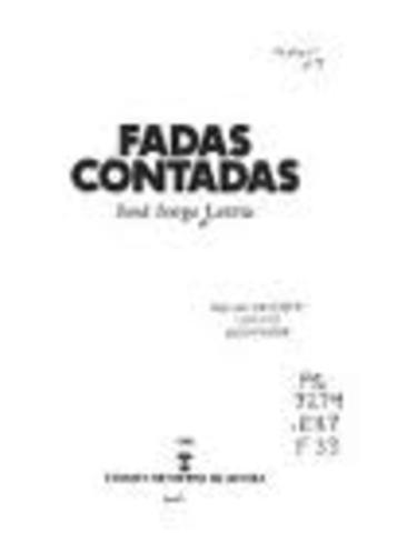 FADAS CONTADAS