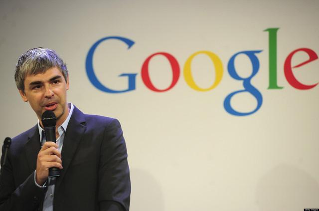 nascimento de Larry page  ( co-fundador do google)