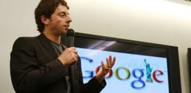 nascimento de Sergey Brin (co-fundador da Google)