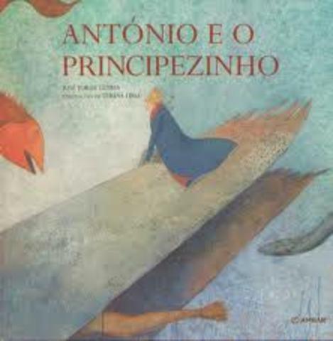 ANTÓNIO E O PRINCIPEZINHO