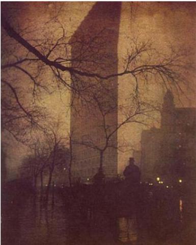 Pictorialism. Edward Steichen.