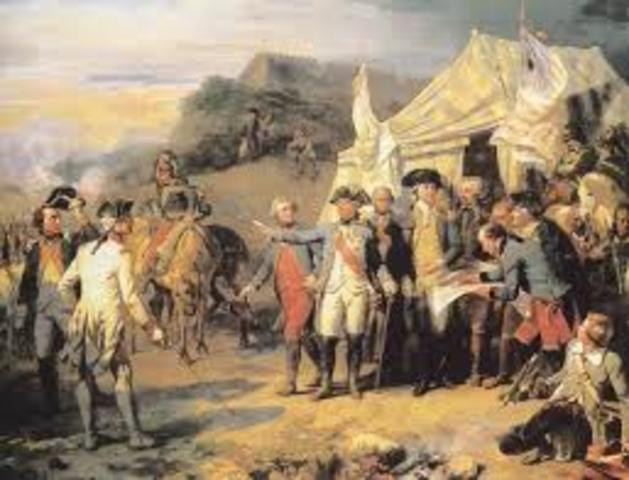 When The Siege of Yorktown Started