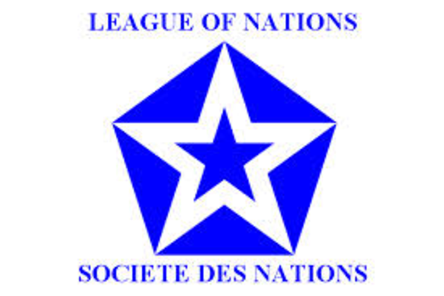 League of Nations started