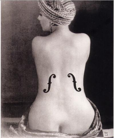 Man Ray. Surrealism.