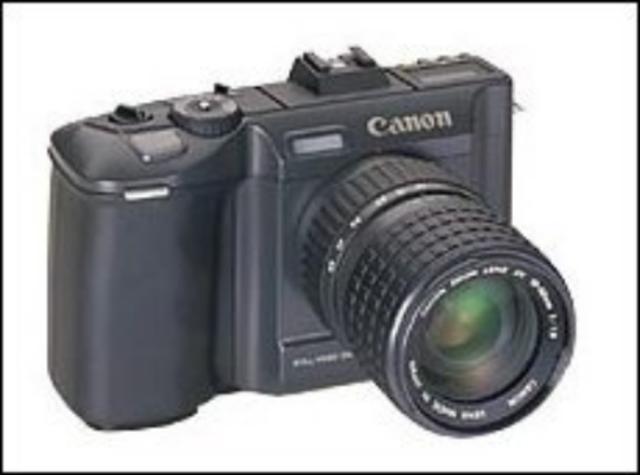 Marketing: Canon RC-701.