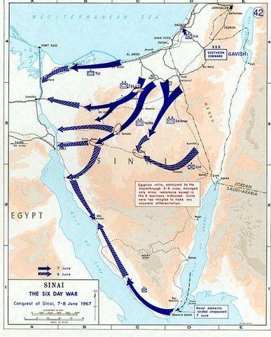 Israeli Counter-attack