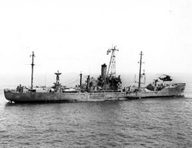 USS Liberty Incident