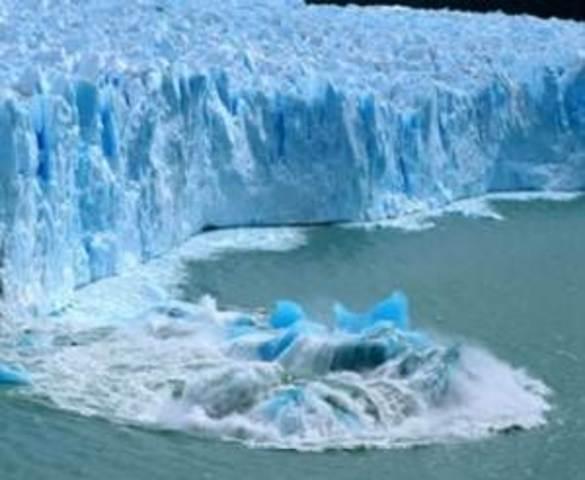 Agua en la Tierra.