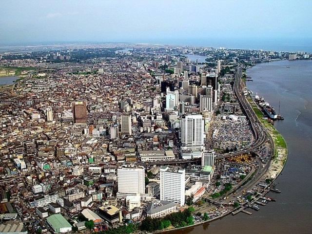 Ciudad de Lagos en aumento poblacional.