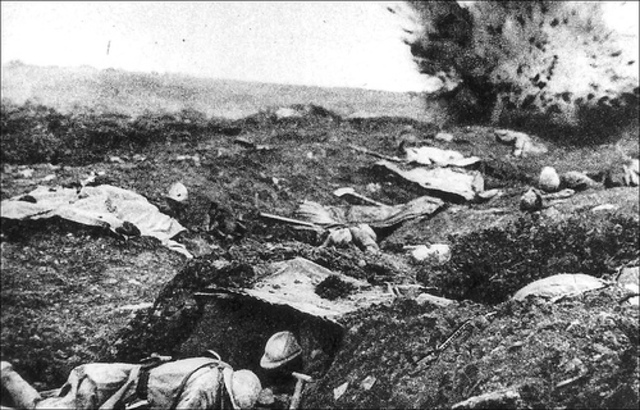 La batalla de Verdun