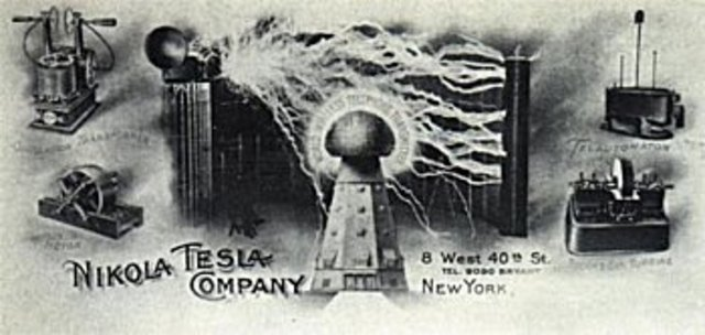 Tesla funda la seva pròpia companyia