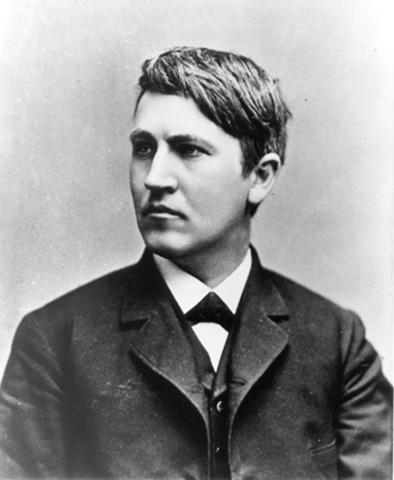 Mort de Thomas Edison