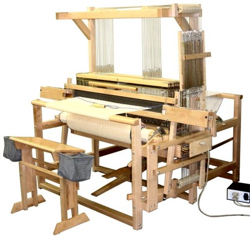 The Flying Shuttle, The Spinning Jenny, Water Powered Loom