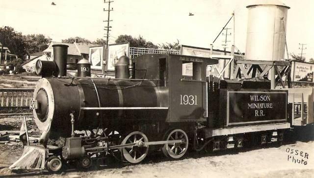 Steam Powered Locomotive Invented