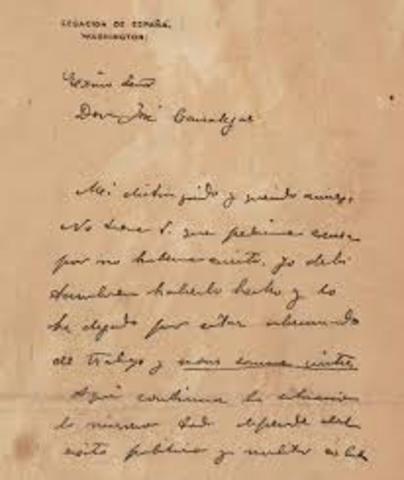 The Letter De Lome