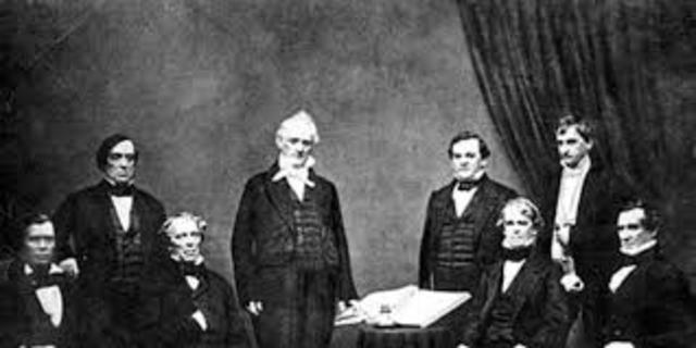 Deciding the fate of the Confederacy