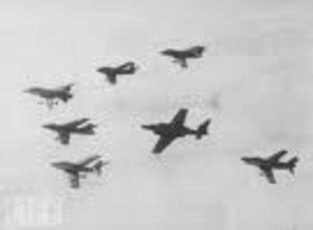 NATO formation