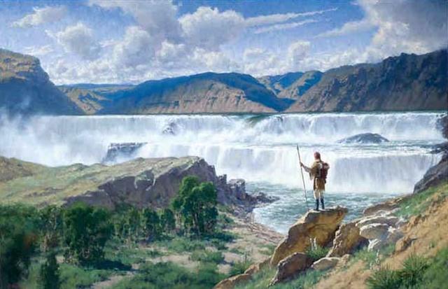 Great Missouri Falls