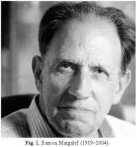 Ramon Margaleft (1919-2004)