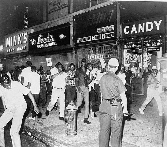 Harlem Race Riots