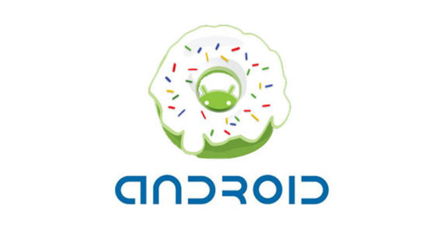 Android 1.6 Donut.