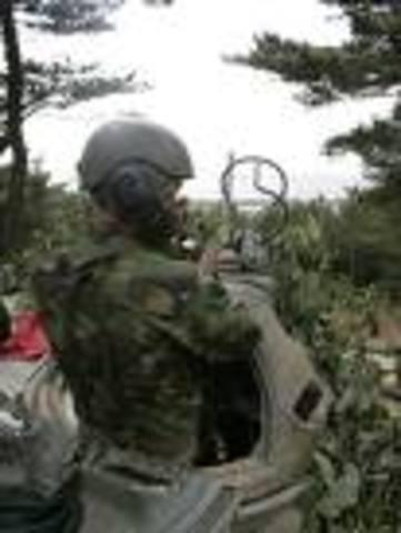 North Korean invasion of South Korea