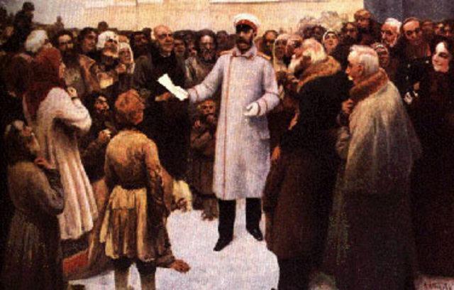 Emancipation of Russian Serfs