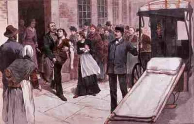 The First Ambulance