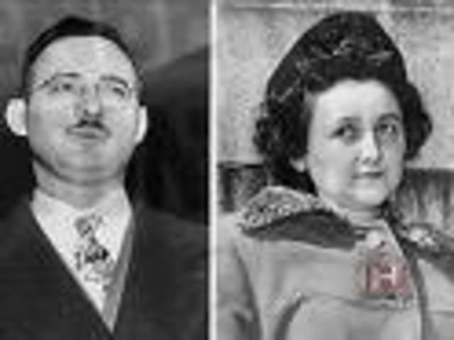 Rosenberg Executions