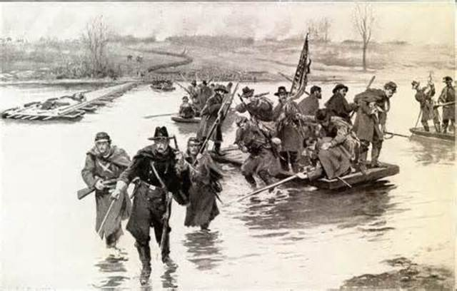 The Battle of Fredricksburg