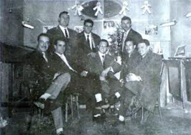 Finales del verano de 1957