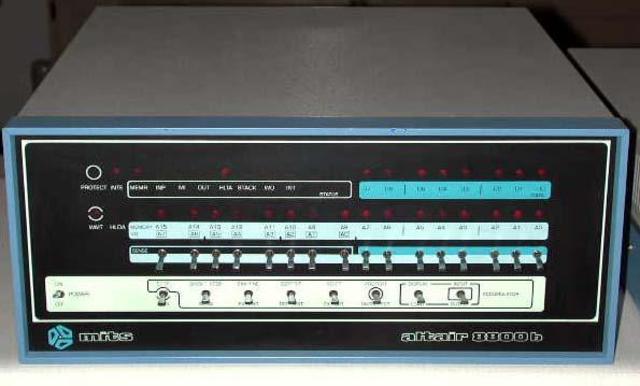 ALTAIR 8800 - 1974