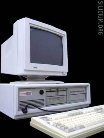 DESKPRO 386 - 1986