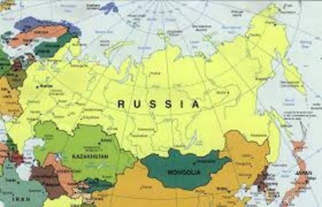 Russia declara la guerra a Alemanya