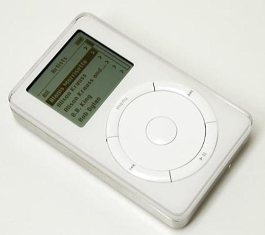 iPOD - 2001