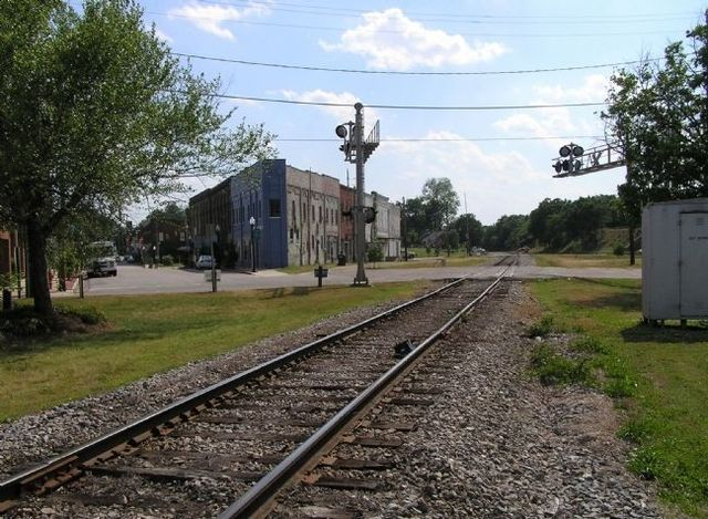Fight for the Weldon Railroad