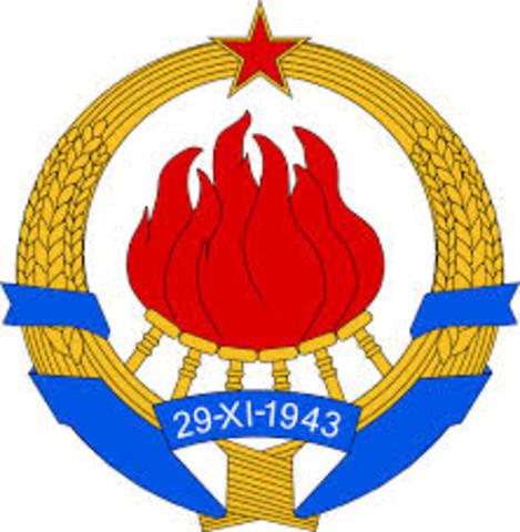 Neix  Yugoslavia.