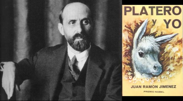 Premio Nobel de Literatura a Juan Ramón Jiménez