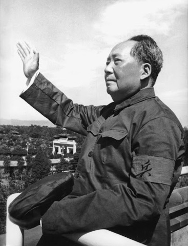 CCP's victory in the Chinese civil war.